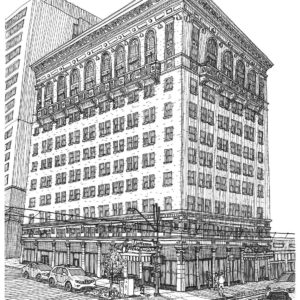 Luhrs Building Downtown Phoenix